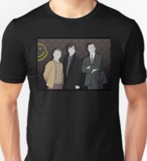 Sherlock Office party T-Shirt
