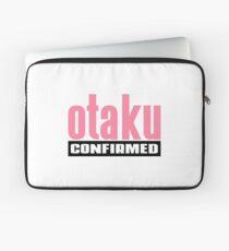 Otaku Confirmed (Pink / Black) Laptop Sleeve