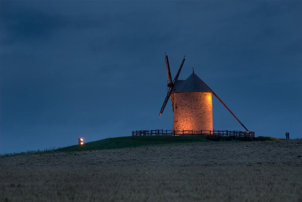 Blue Sky Mill by Craig Goldsmith