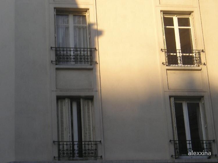 Paris by alexxina