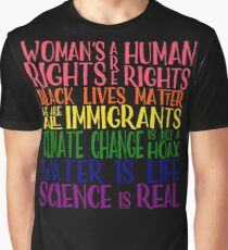 Political Protest - United we are stronger Graphic T-Shirt