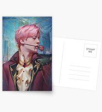 BTS Prince Set - Jin Postcards