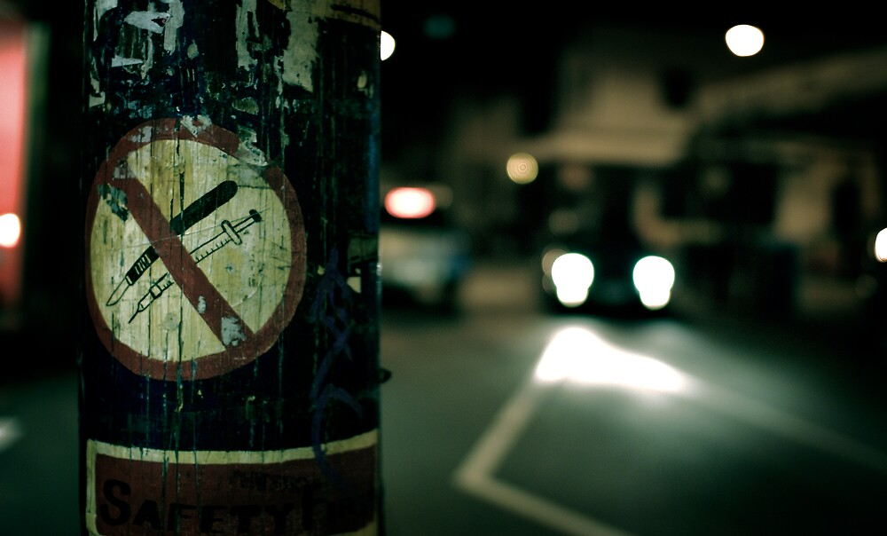 Einspritzung verboten! by theurbannexus