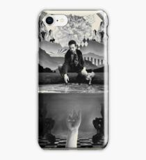 Fig. 0 - The Fool iPhone Case/Skin