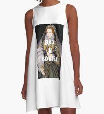 Queen Elizabeth I Bad n Boujee A-Line Dress