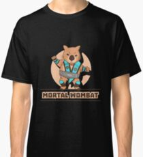 Mortal Kombat Mortal Wombat Classic T-Shirt