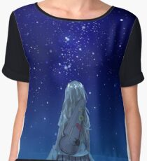 Your Lie in April Fools Chiffon Top