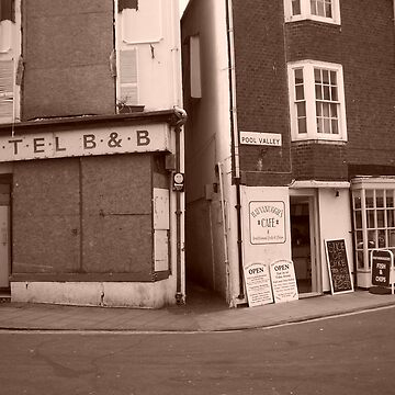 Derelict B&B (on Pool Valley) In Brighton 2 by DELAVALLE