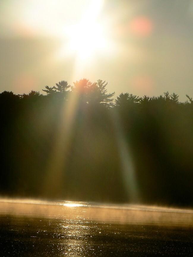 Goodmorning sunrise by mikkisgirl007