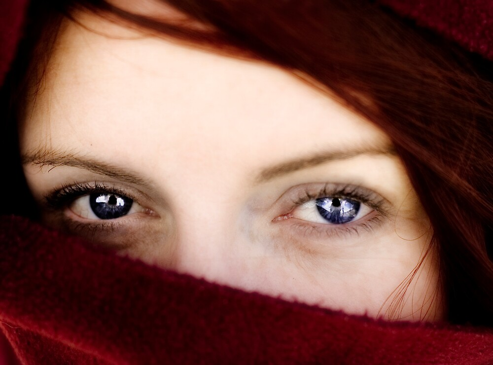 Kim-eyes by atrei