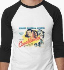Camiseta ¾ bicolor para hombre Casablanca