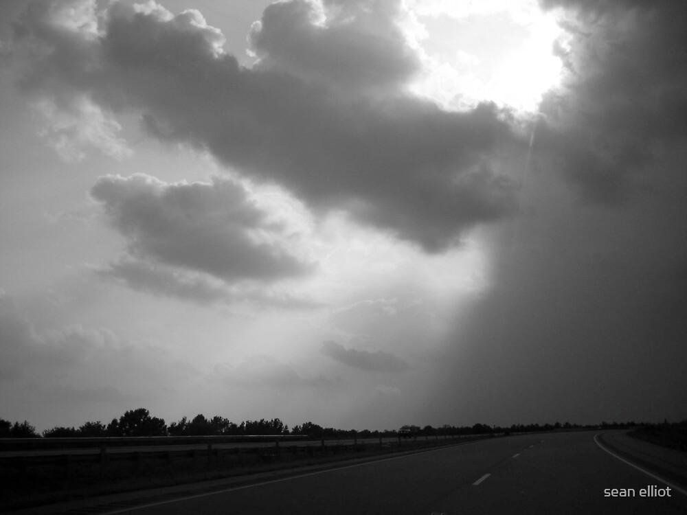 Clouds 3 by sean elliot