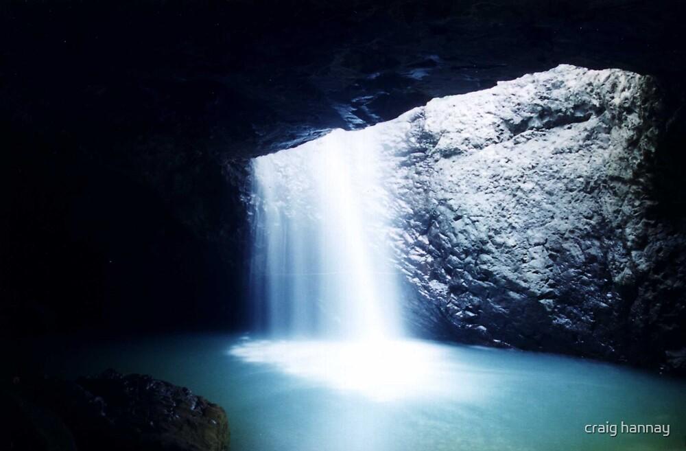 cave falls by craig hannay