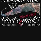 Tattoosbyrich.com white text by Tullys