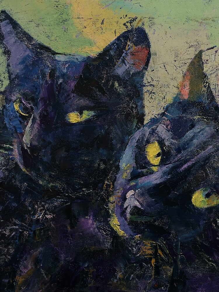 Black Cats by michaelcreese