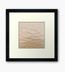 Potato Bread Framed Print