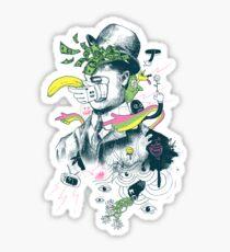The Surreal Bandit Sticker