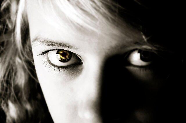 Eye Gazing 2 by Harley