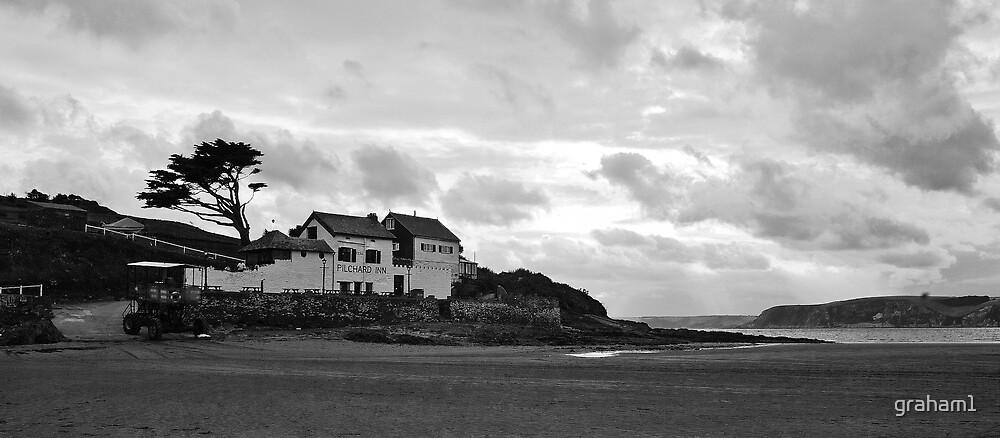 the pilchard inn bigbury on sea by graham1