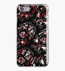 DIEhard horror iPhone Case/Skin