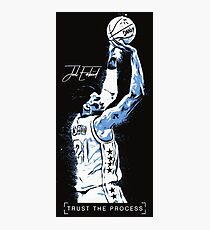 embiid Photographic Print