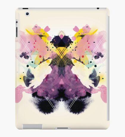 Spring ink iPad Case/Skin
