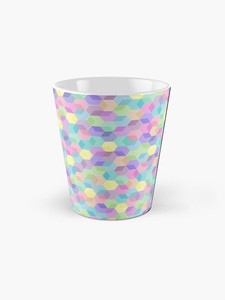 Alternate view of Color Cubes Mug