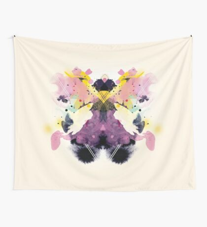Spring ink Wall Tapestry