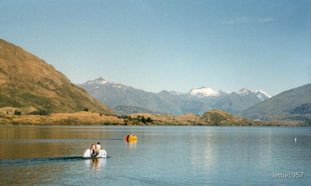 Lake Wanaka New Zealand by lettie1957