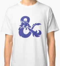 DND Blue Logo Classic T-Shirt