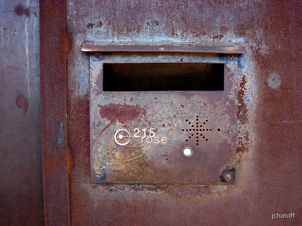 mailbox by jchatoff