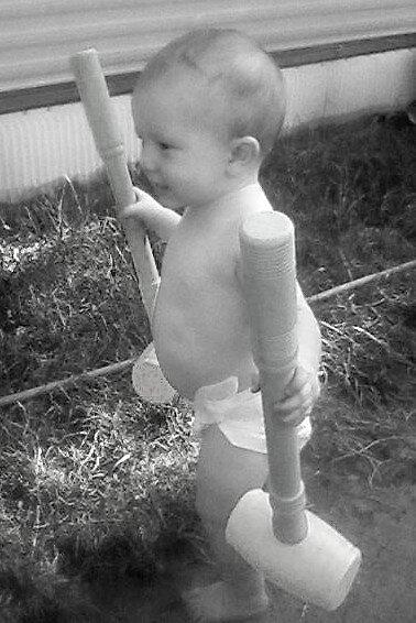 Baby trouble by Alexandra Schlegel