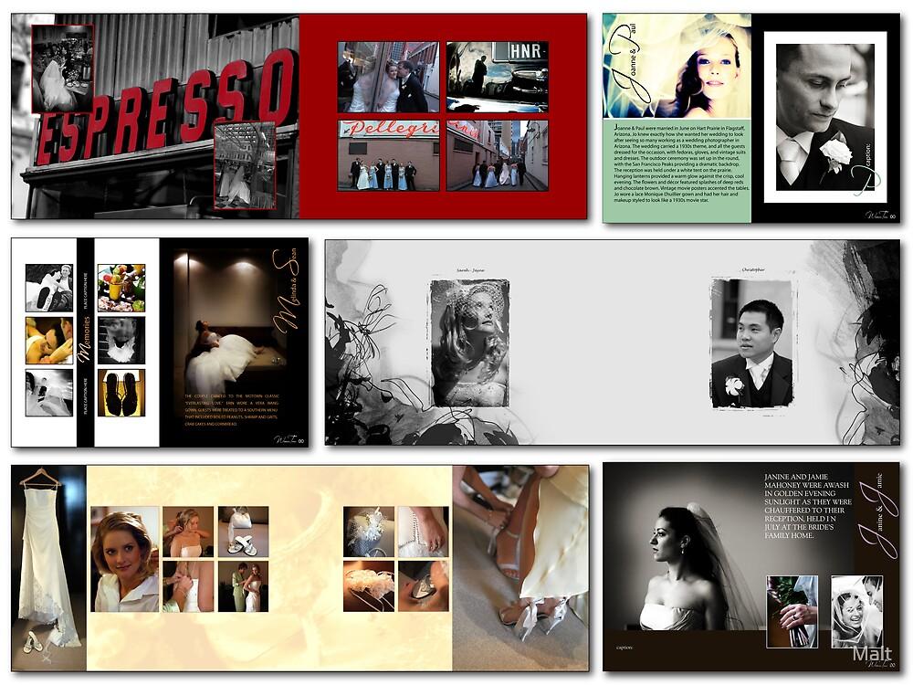 Digital Photography Albums by Malt