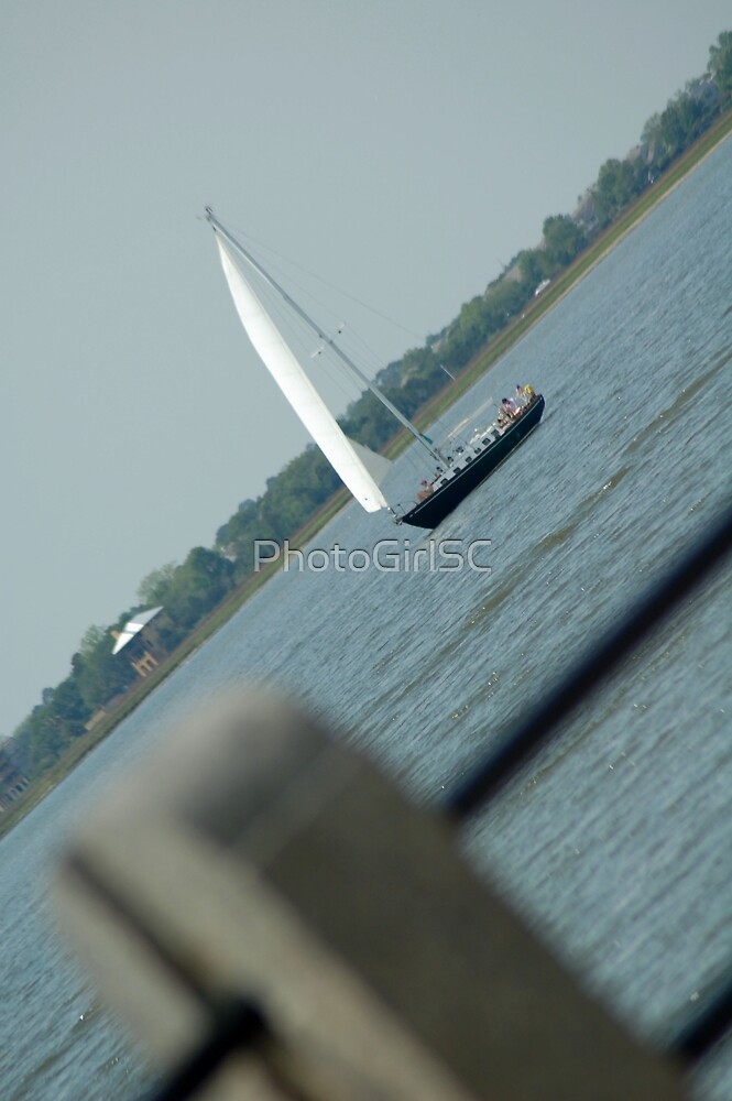 The Sailboat by PhotoGirlSC