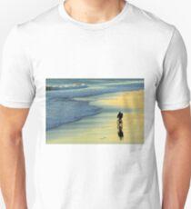 Beach Biker Unisex T-Shirt