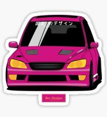 Toyota Altezza Sticker