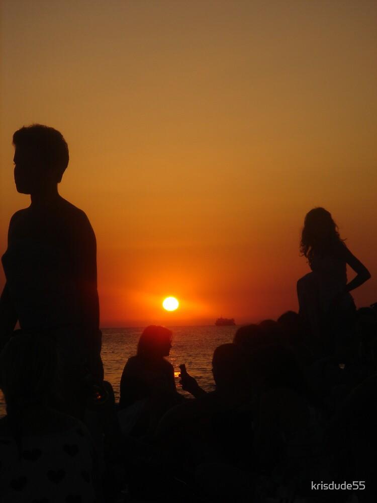 Eivissa Sunset by krisdude55