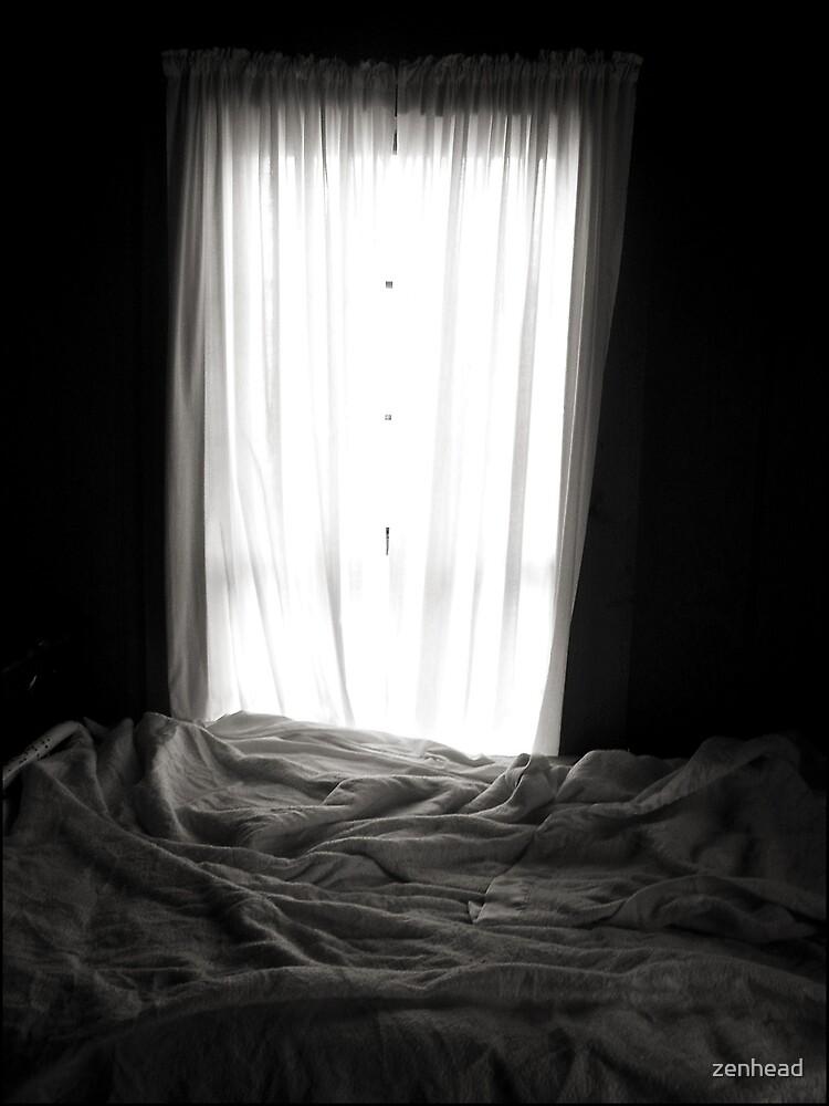 empty bed by zenhead