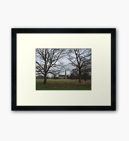 St Leonards Framed Print