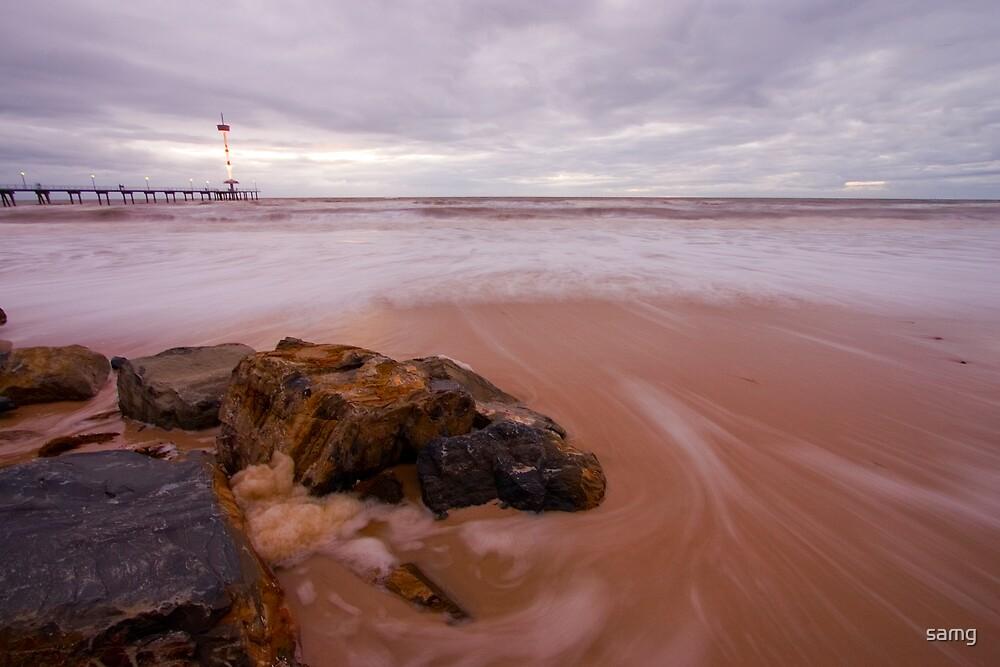 Brighton Beach II by samg