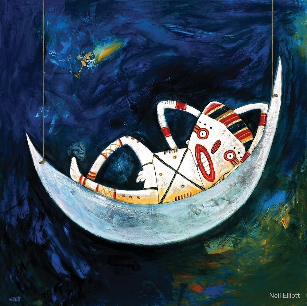 Star gazer by Neil Elliott