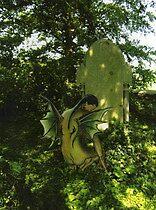 grave image by jaydawnooo
