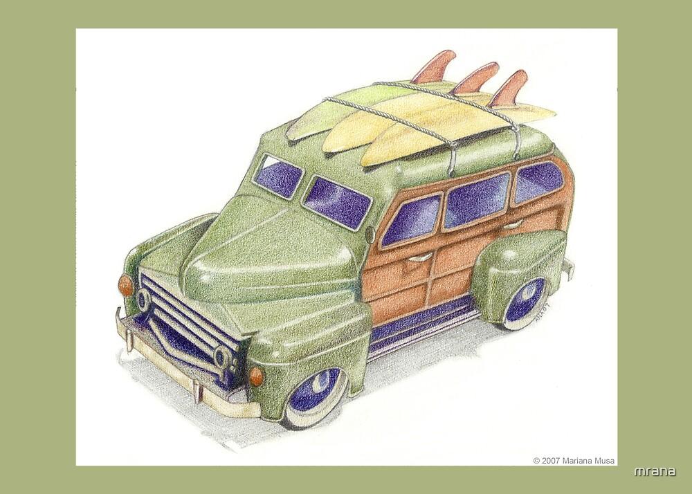 Toy Car by Mariana Musa