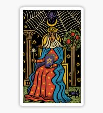 The High Priestess Sticker