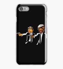 Pulp Fiction Pulp Muppet iPhone Case/Skin