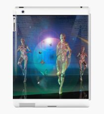 Escaping The  Matrix iPad Case/Skin