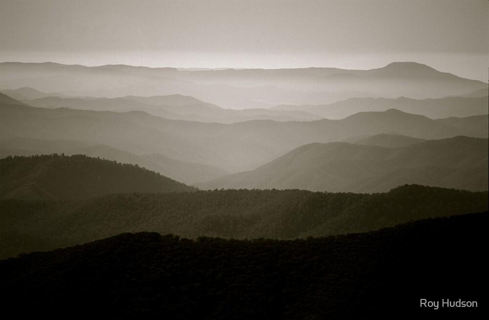 Hills by Roy Hudson