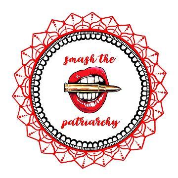 Smash the Patriarchy 2 by miabarnes