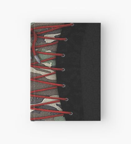 Camouflage corsage Hardcover Journal
