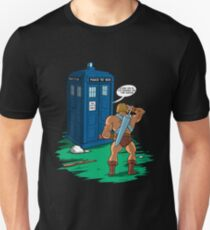 Doctor Who Doctor What T-Shirt